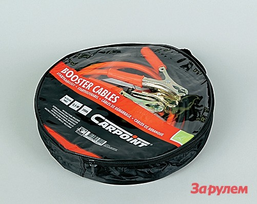 Carpoint Booster Cables 01.776.19