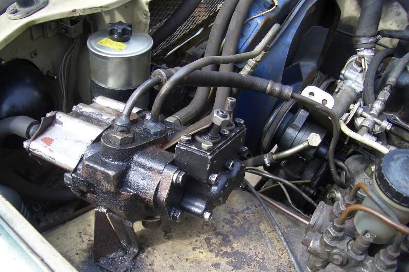 Кран манипулятор для трактора