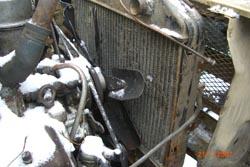 Радиатор на уаз буханка своими руками